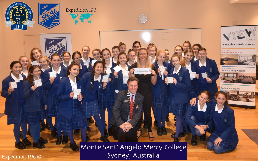Sydney Students