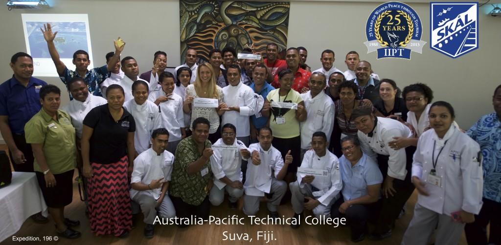 USP Suva Hospitaliy Students