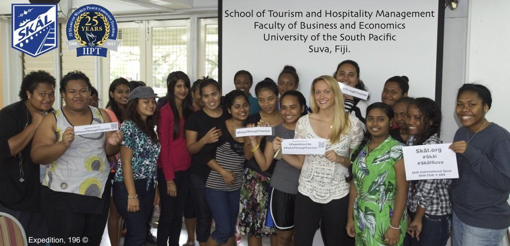 USP Tourism Students Jpeg