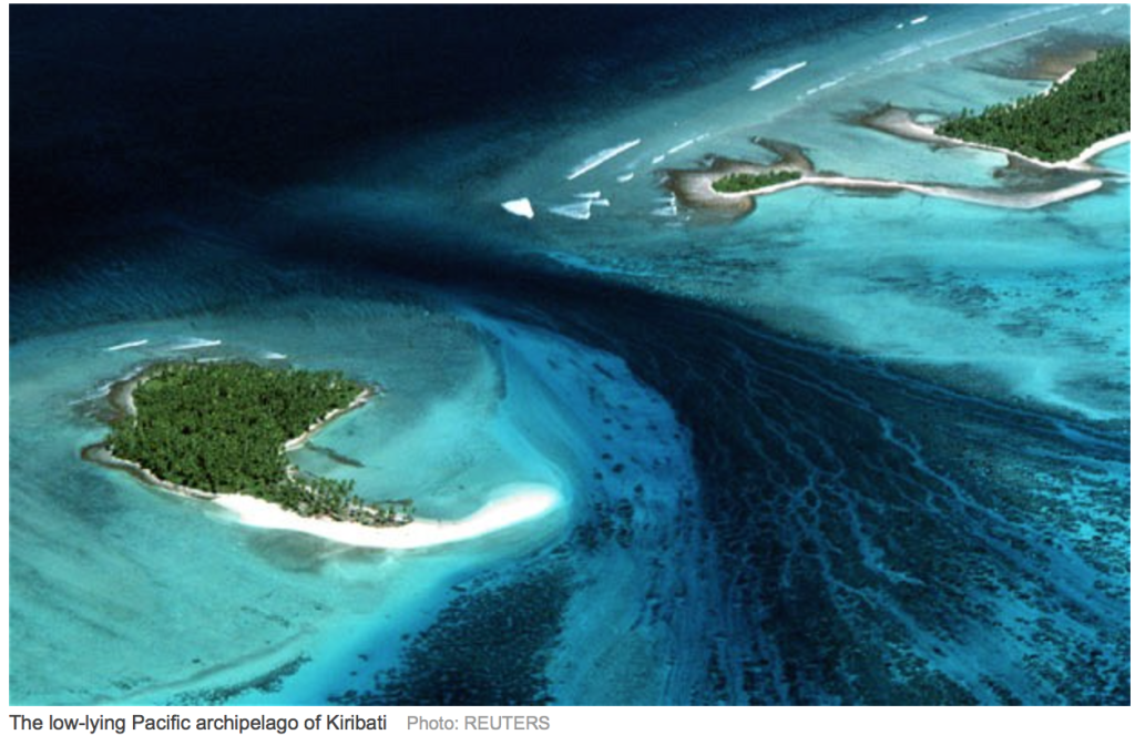 Kiribati Photo Credit: Telegraph.co.uk