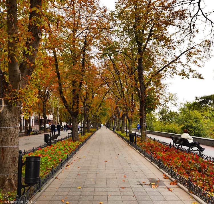 Odessa, Ukraine.